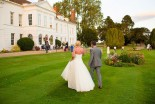 The Terrace at Gosfield Hall