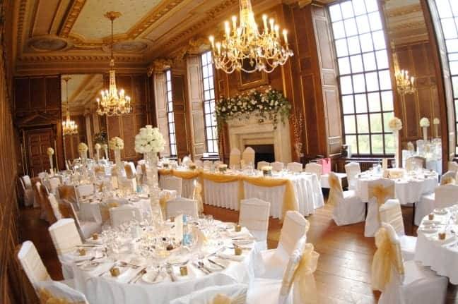 Dining Room Gallery For Gosfield Hall