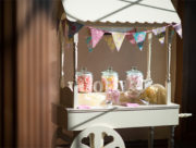 Gosfield Hall - Candy Cart