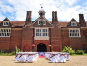Gosfield- ceremony