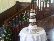 Wedding Cake Gosfield Hall