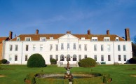 The Amazing South Aspect of Gosfield Hall - Wedding Venue in Essex