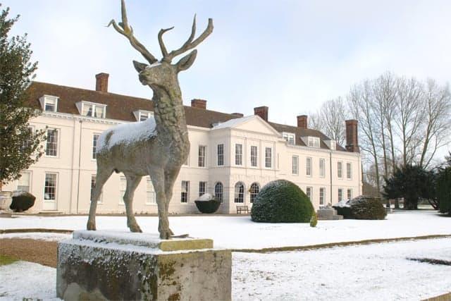 Gosfield Hall - Snow (BB)
