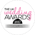 Gosfield Hall Shortlisted 'Best Stately Home Wedding Venue 2017' UK Wedding Awards